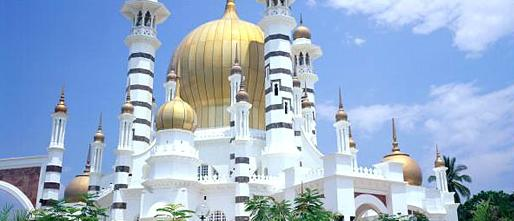31m Mosque in Malaysia