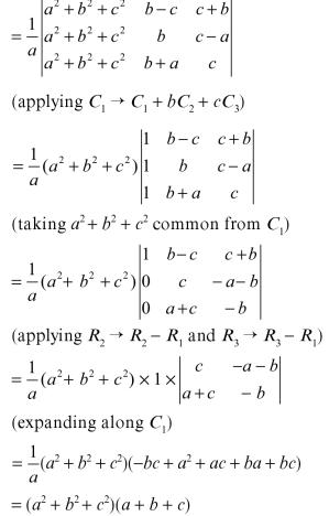 34 Determinant simplification