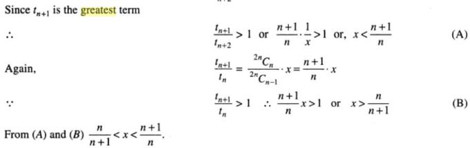 37 Binomial theorem