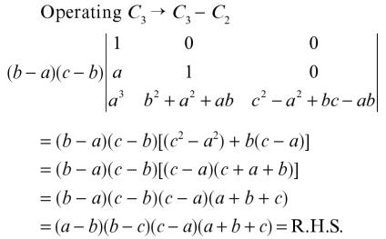 40 Expand the Determinant