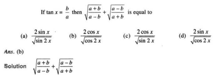 40 Trigonometry examples SKMClasses Iblur