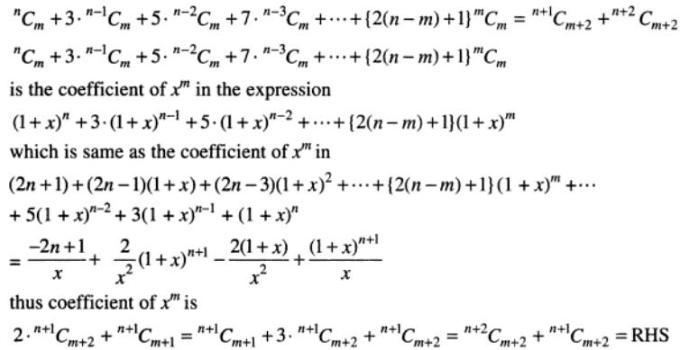 41 Binomial theorem