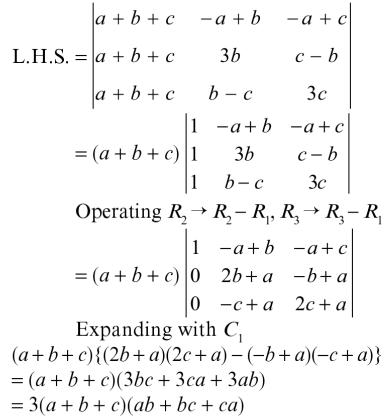 42 Determinant Expansion