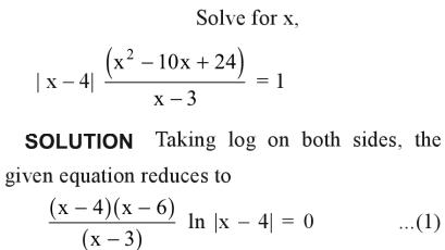42a Solve for x