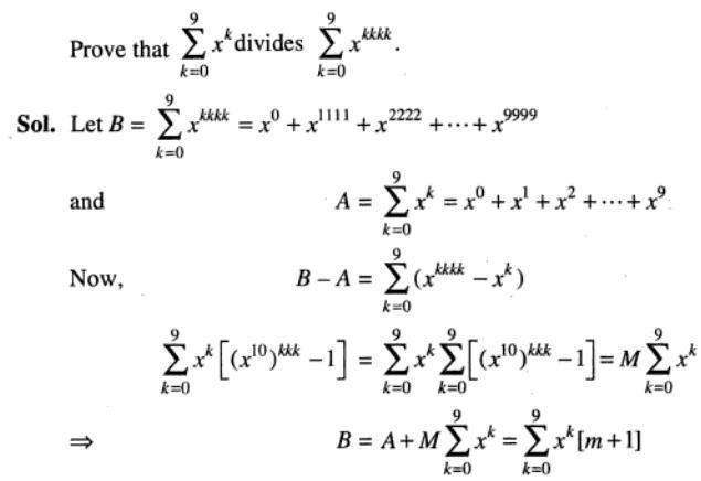 44 Binomial theorem