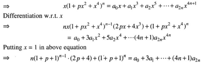 46 Binomial theorem