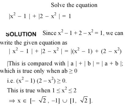 47a Solve the modulus
