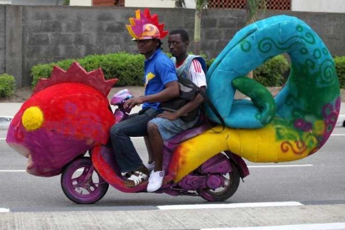 48a Holi scooter