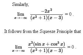 48w Sandwich or Pinching Theorem of Limits Mathematics