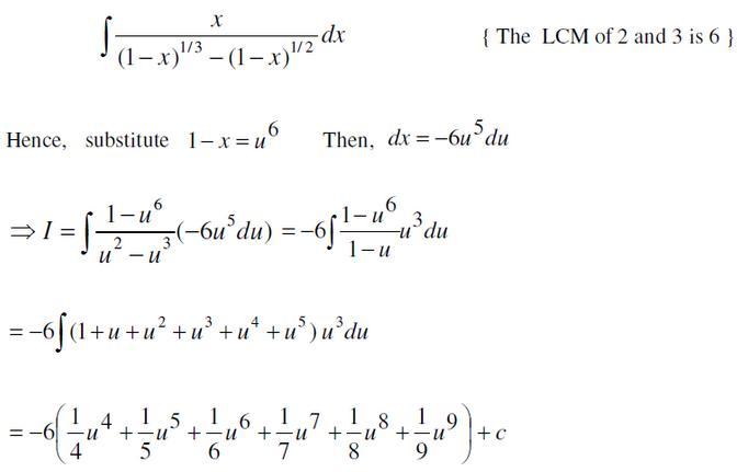 50b special integral