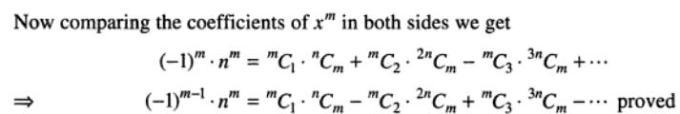 51 Binomial theorem
