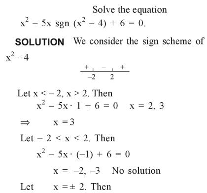52a Solve the equation