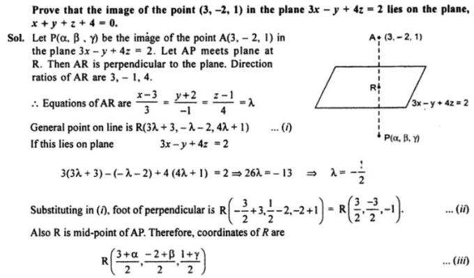 56a Prove that the image of the point
