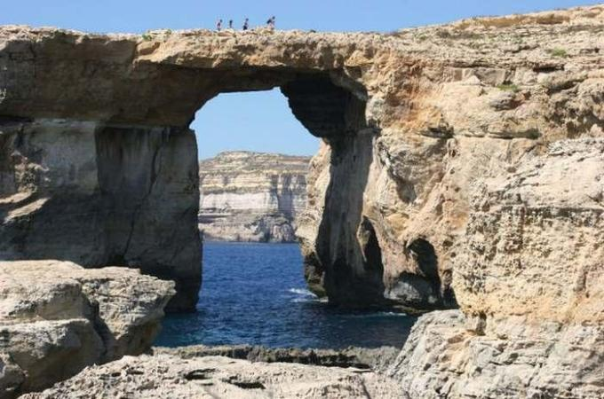 59a The Azure Window, Dwejra Bay, Gozo Island, Malta