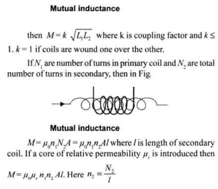 63 Mutual Inductance