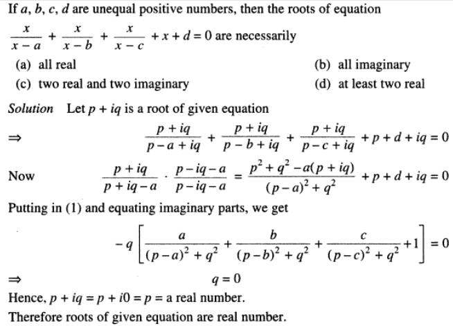 71 Quadratic Equations