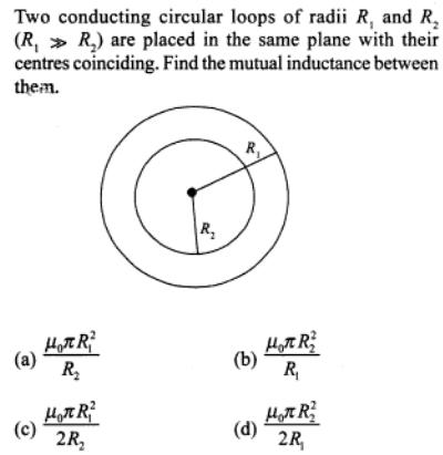 77 conducting circular loop SKMClasses IIT JEE Bangalore