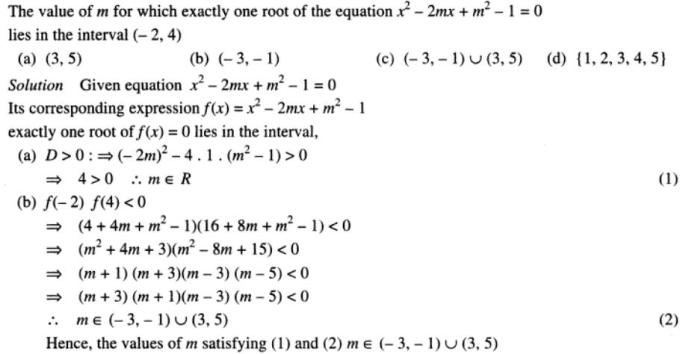 81 Quadratic Equations