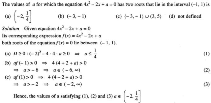 82 Quadratic Equations