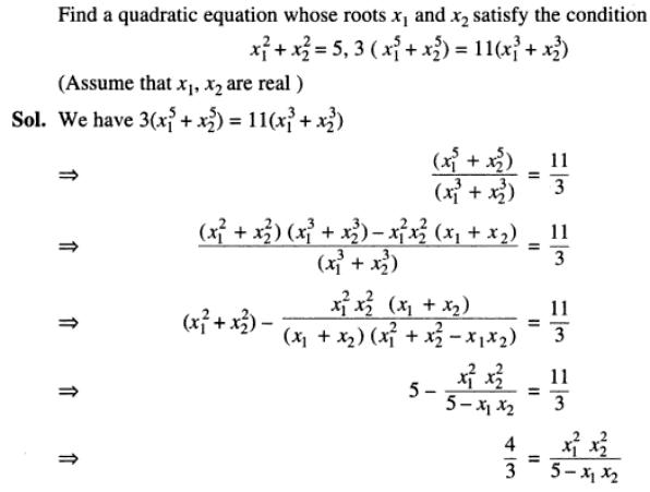 96 Quadratic Equations