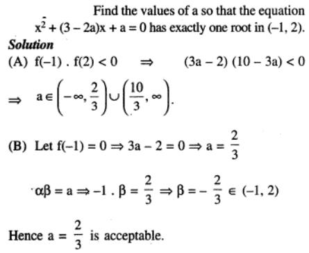 98 Q Find the values of a such that Q has exactly 1 root between