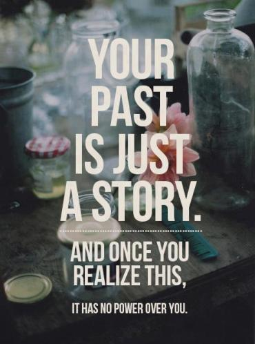 Past is a mutable story
