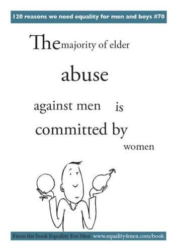 11c Women abuse men