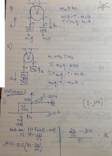 1g NLM various equations