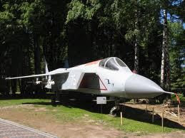 Fighter plane park
