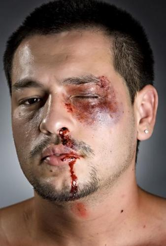 14 women are violent beating up men