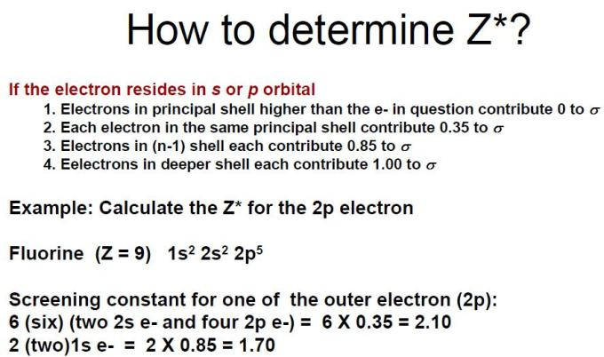 31 How to calculate Z star