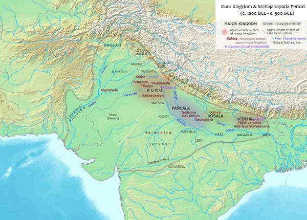 Kuru-Kingdom-Mahajanapada-Period