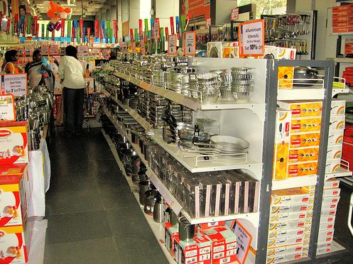 E K Retail Supermarket Vijaya Enclave