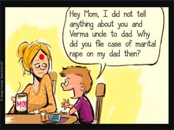 10m marital rape
