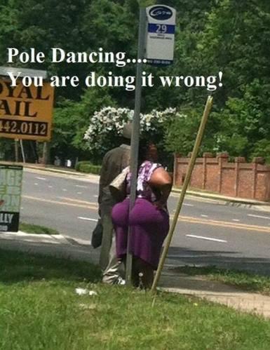 11k Pole dancing