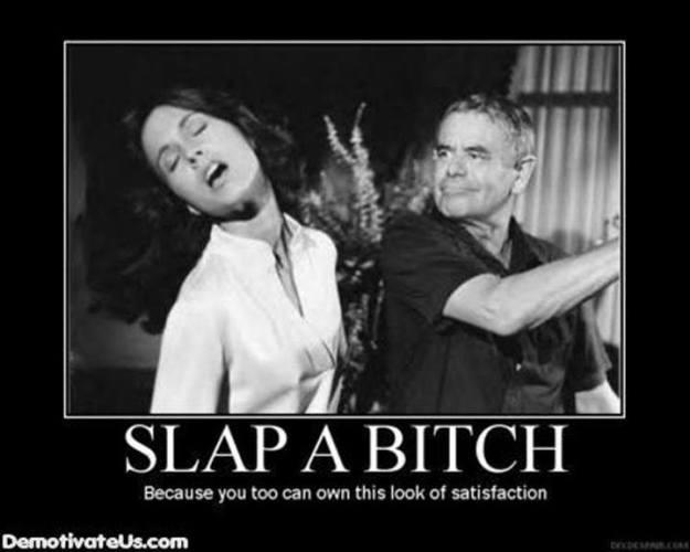 2d slap a bitch
