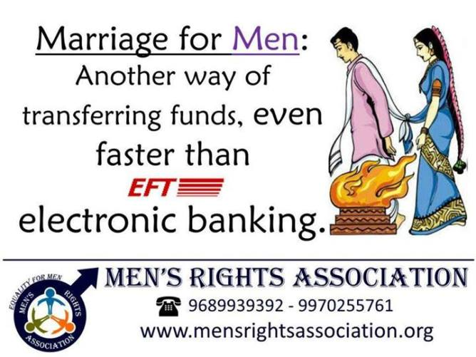 2u marriage is just funds transfer