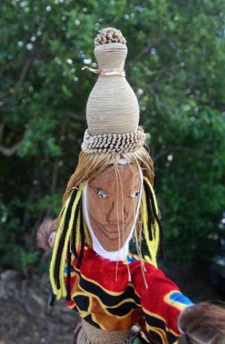 3e Moko putul doll
