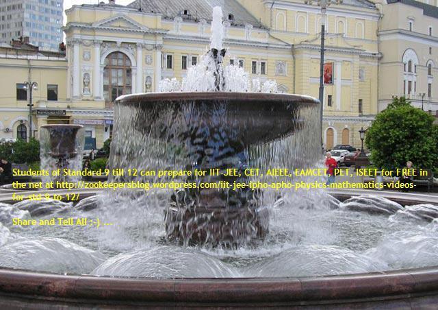 Fountain violent