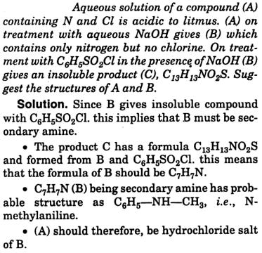1 Aqueous solution of compound 1