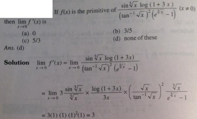 103 Integration of Sin cube root of x and many other terms