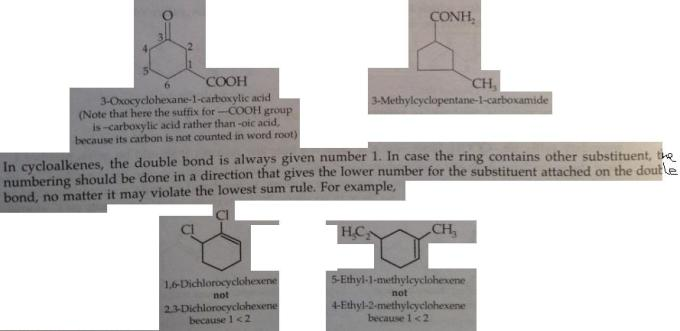 106 Advanced IUPAC rules