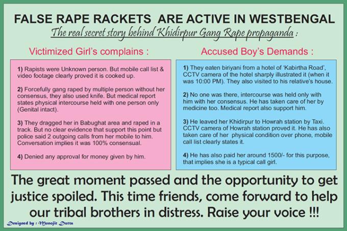 12s False rape claim