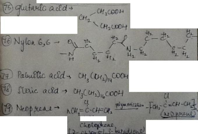 1l glutaricacid to Neoprene