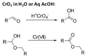 28 CrO3 in H2O