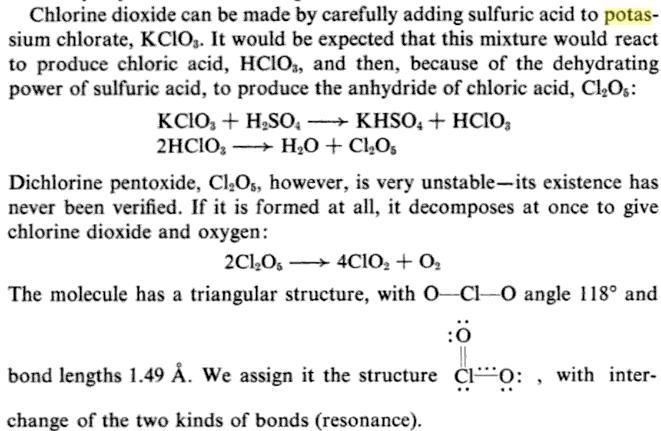 30e Chlorine dioxide