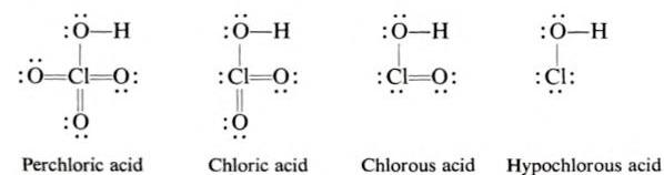 30h Lewis structure of chlorin acids