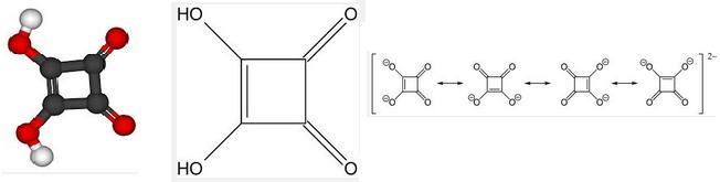 30i Squaric acid Conjugated polyene