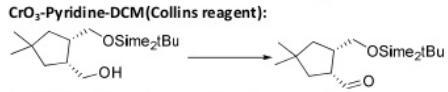 31 CrO3 pyridine Collins reagent