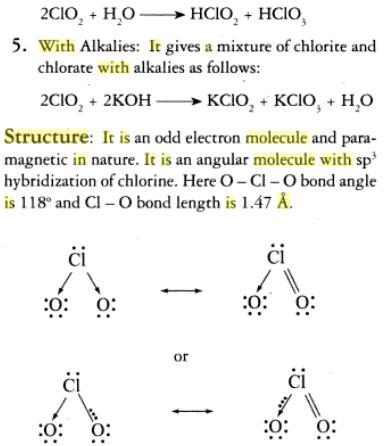 31f Oxides of Chlorine